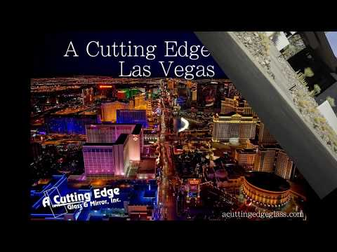 The New American Home 2019 In Las Vegas, Nevada - A Cutting Edge Glass & Mirror