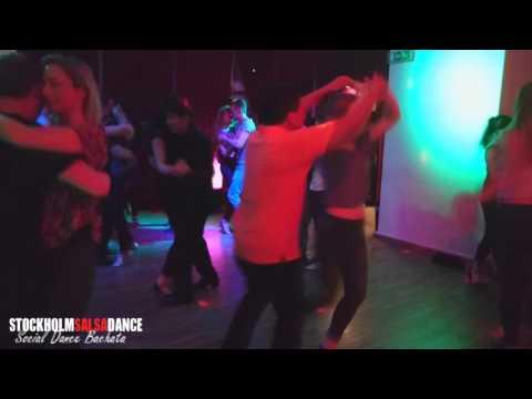 Social dancing Bachata & Salsa - Stockholm Salsa Dance