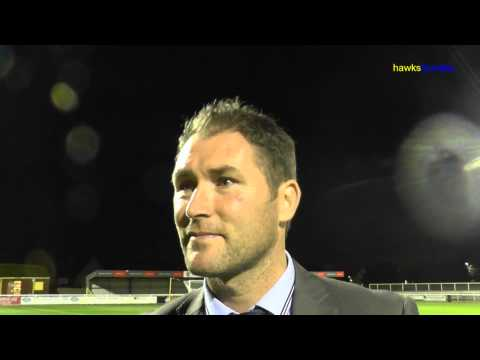 Sutton United v Havant & Waterlooville