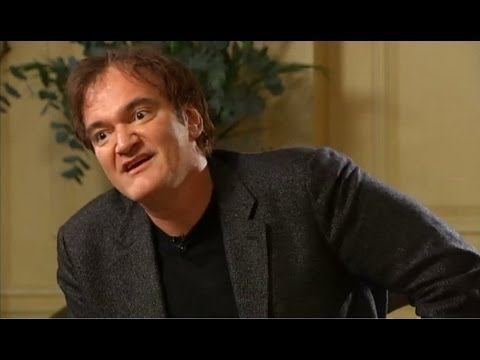 Tarantino to Reporter: I'm Not Your Slave