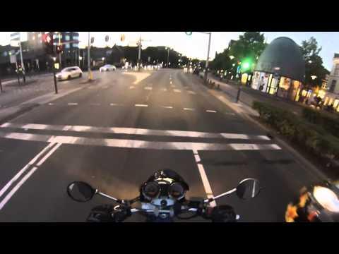 Amersfoort, Netherlands - motorcycle ride 2