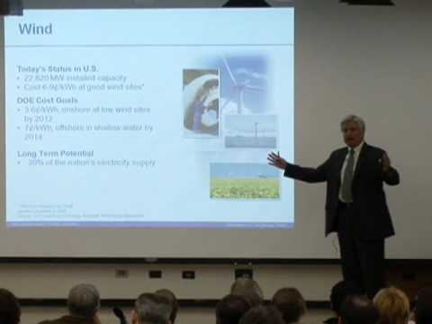 Renewable Energy and the Economy