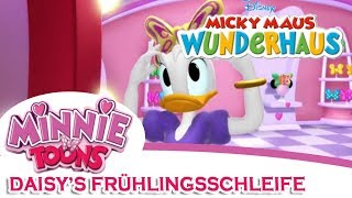 Disney Junior - Minnie Toons - Folge 5: Daisy's Frühlingsschleife | Disney Junior