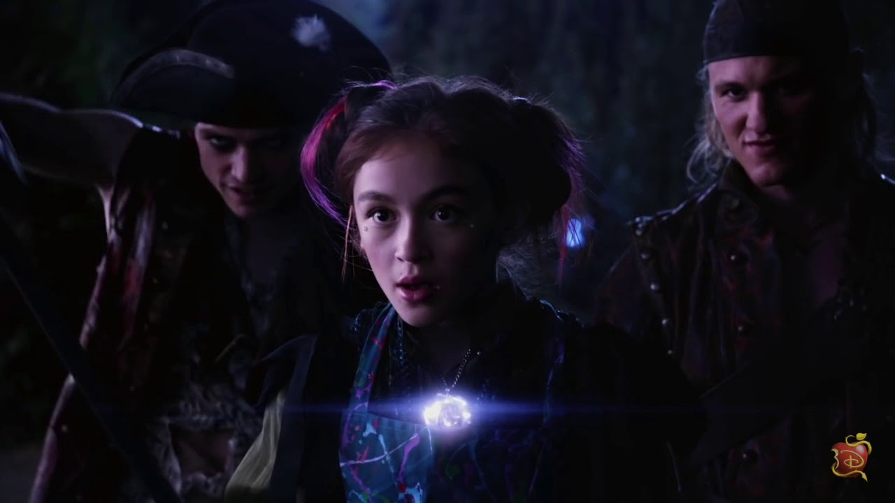Descendants 3 Trailer Deutsch