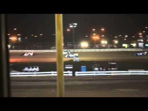 EWSC Racing WDLMA Late Model Feature 8/10/2012
