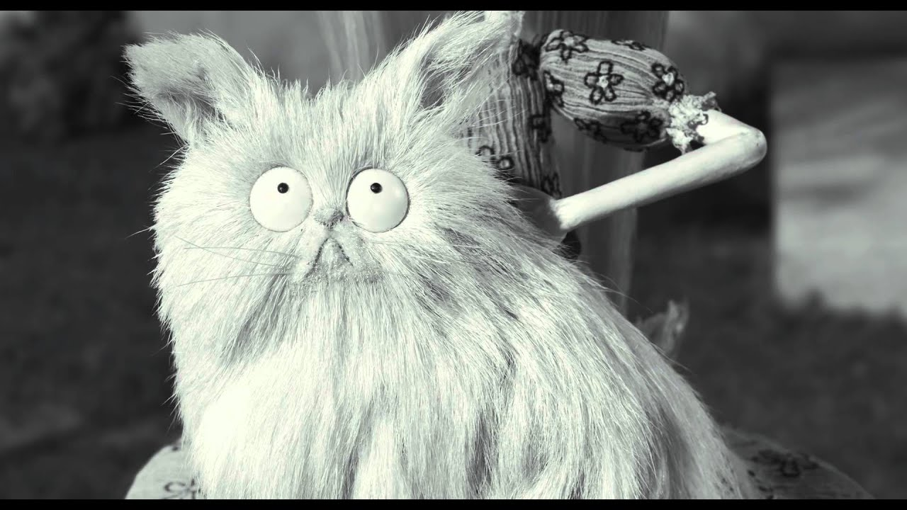 Frankenweenie Quot Mr Whiskers Quot Tv Spot Youtube