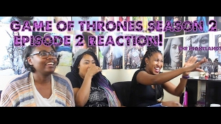 Game of Thrones REACTION Season 2 Episode 2  The Nightlands