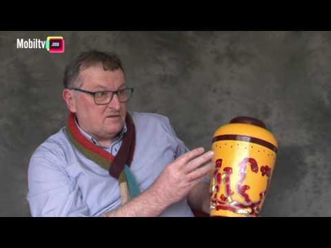 Kunstmaler Poul Erik Bermann er klar til næste liv / Frederiksberg Mobil TV