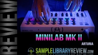 Review: MiniLab mkII by Arturia