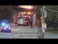 East Street Bridge Lobster Truck Crash - Full Story
