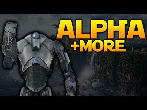 FIRST ALPHA INFO & POST LAUNCH PLAN - Star Wars Battlefront 2 News
