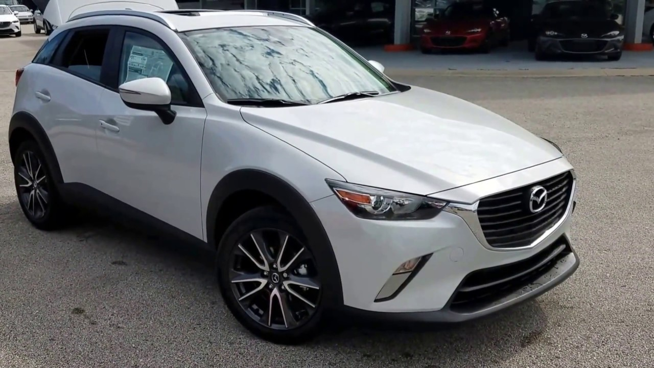 Travis 2018 Ceramic Metallic Cx 3 Touring At Hodges Mazda At The Avenues