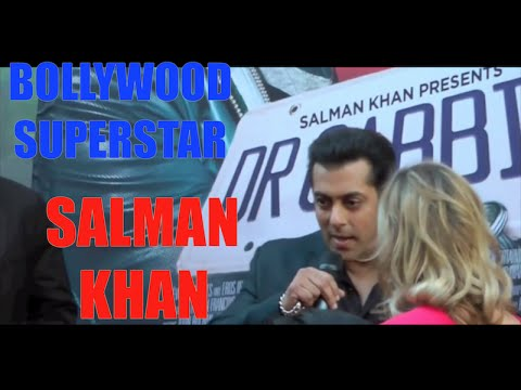 Bollywood Superstar Salman Khan Comes To Canada And Crowds Go Wild