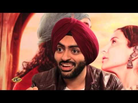 Diljit Dosanjh on different turban styles and the open hair look | Karan Singh Chhabra Mp3
