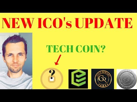ICO UPDATE! New CryptoCurrency [Initial Coin Offerings] To I