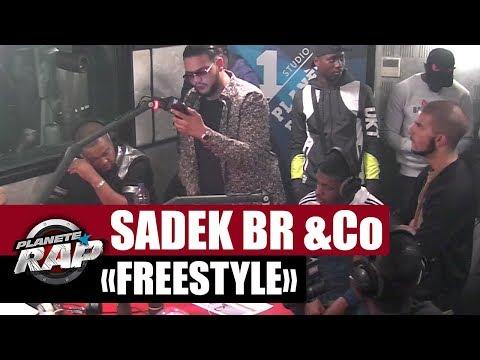 Freestyle Sadek, BR, Max Peyrot, Junior bendo, Soguo & ZS #PlanèteRap