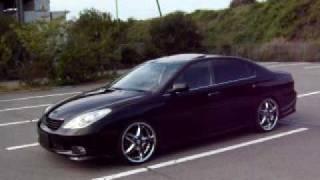 Lexus es windom on D'vincis