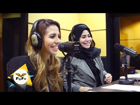 AnisNabilah & Aisyah Hasnaa #ZHERtakeover #FlyWolfpack