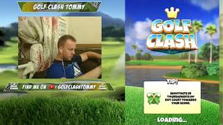 Golf Clash stream, Weekend round - Back 9, Sunshine Open - MASTERS TEE