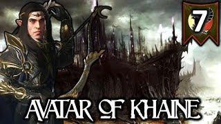 ALITH ANAR, SIEGE OF NAGGAROND! - Total War Warhammer 2 High Elves Campaign #7