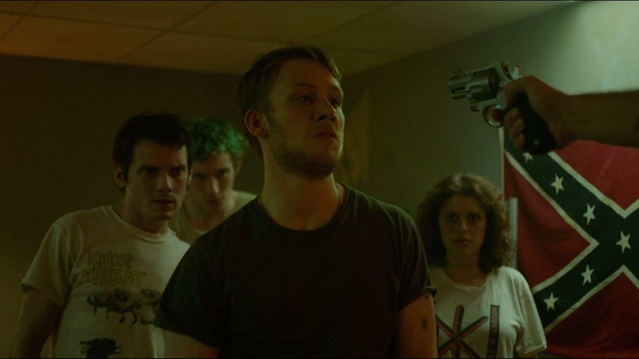 Green Room (2015 Horror Thriller) - Official HD Movie Trailer - YouTube
