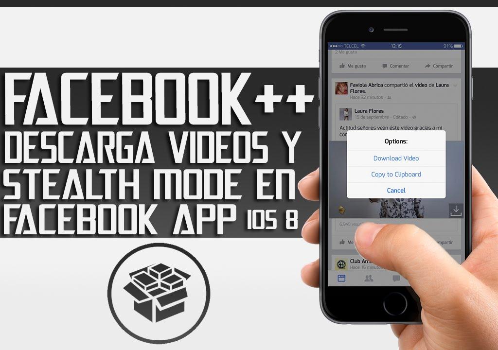 Descargar video de messenger