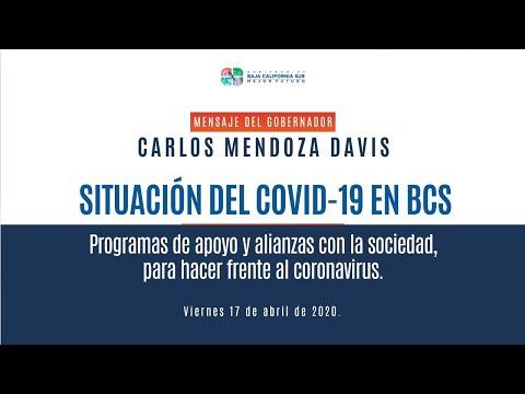 Programas de apoyo y alianzas con la sociedad, para hacer frente al coronavirus. SUB
