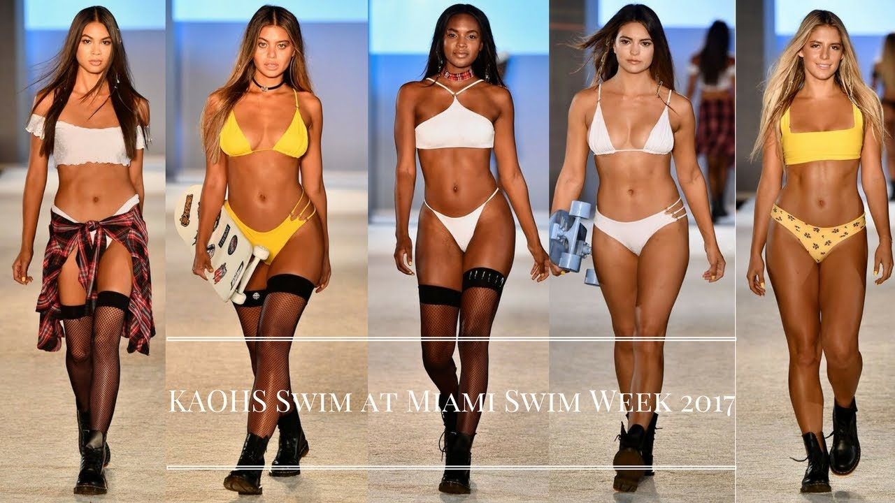 Miami Beach Fashion Week Swim