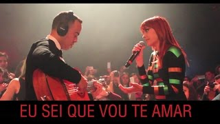 Amor Electro | Eu Sei Que Vou Te Amar (Vinicius de Moraes) [Live Video])