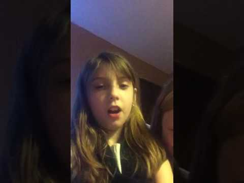 Sing a song with my sister Marisa
