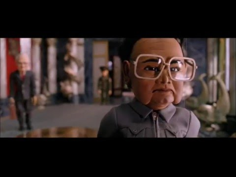 Team America - Hans Blix vs Kim Jong Il