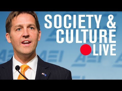 Sen. Ben Sasse (R-NE): The Vanishing American Adult | LIVE STREAM