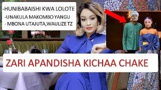KIMENUKA BALAA ! Penzi Jipya La Diamond Lapandisha Kichaa Cha Zari