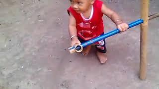 Anak kecil lucu