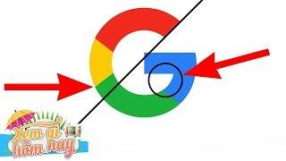 10 Lỗi Sai Trong Logo Của Các Công Ty Nổi Tiếng - Google, Disney
