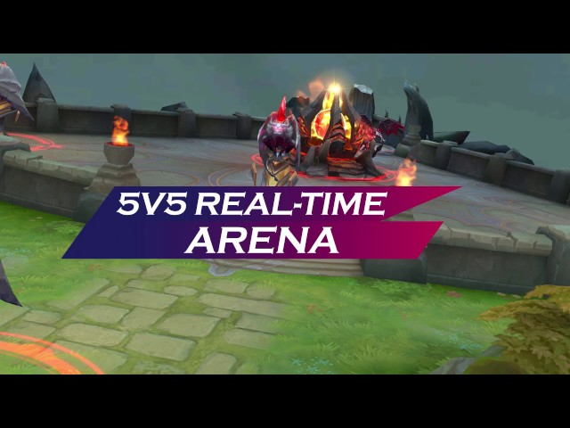 Arena Of Valor Asi Es El League Of Legends Para Android