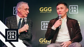 GGG Introductory Press Conference