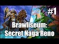 [Hearthstone] Brawliseum: Secret Naga Reno Paladin (Part 1)