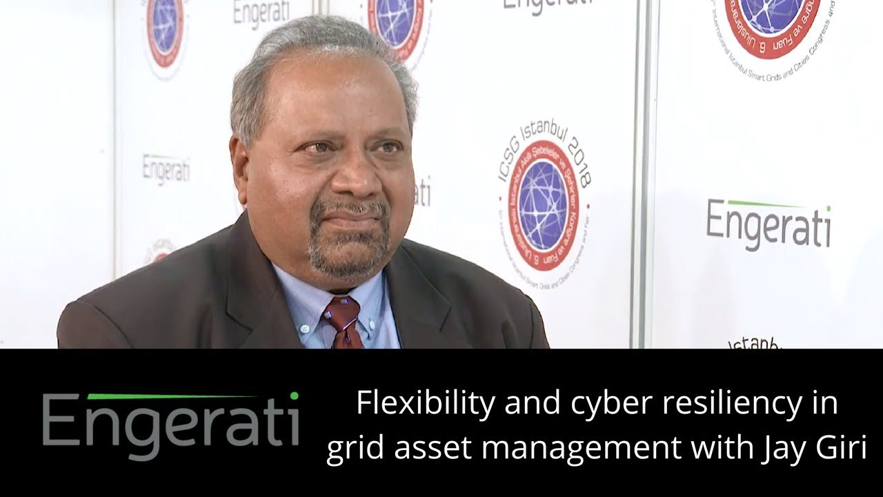 Grid asset management with Jay Giri (Former GE Grid Solutions)