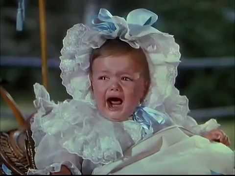 1943 Technicolor COMEDY ~ Heaven Can Wait stars Don Ameche, Gene Tierney, Charles Coburn