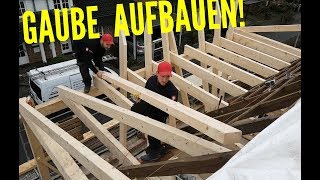 Dachdecker / Abrissarbeiten und Gaubenaufbau