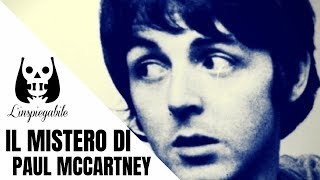 Il grande mistero di Paul McCartney