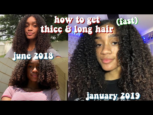 How To Grow Curly Hair Faster