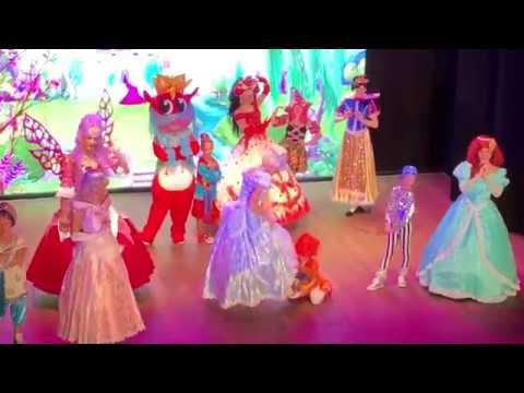 Märchenhafter Besuch - Die Show