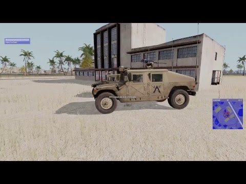 Arma 3 Coop Mission 2nd Marine Division