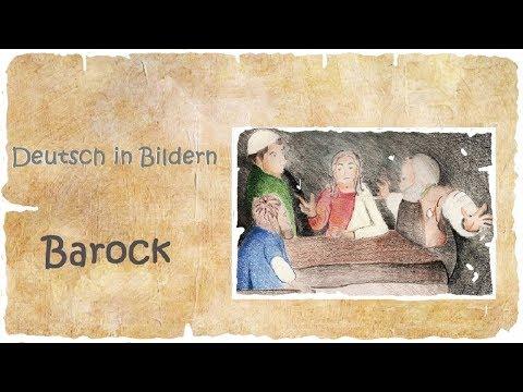 Epoche des Barock  studentische Einführung  DiB
