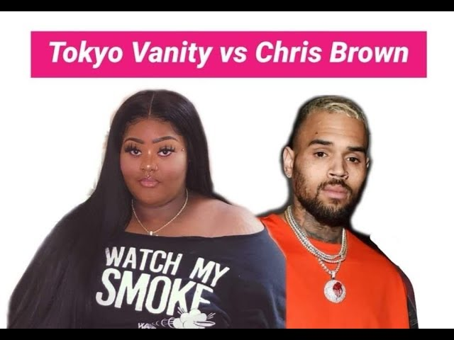 Tokyo Vanity vs Chris Brown! Why was his hair comment offensive?
