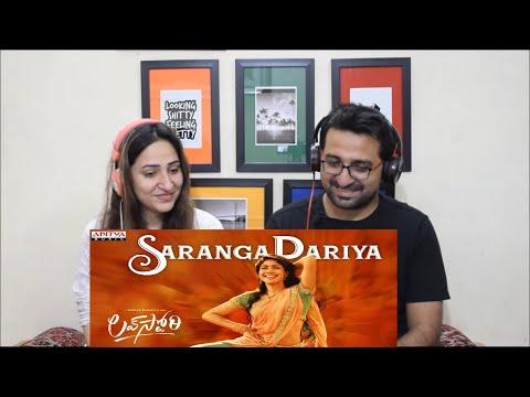 Pakistani Reacts to #SarangaDariya | Lovestory Songs | Naga Chaitanya | Sai Pallavi | Sekhar