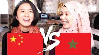 أروع تحدي بين أصعب لغتين العربية و الصينية| CHINESE VS ARABIC
