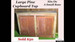 Rob Sage Antique Auctions Results From Nov 3 2012